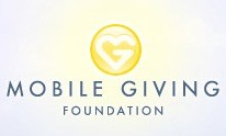 Text to Give Mobile Giving Foundation Logo