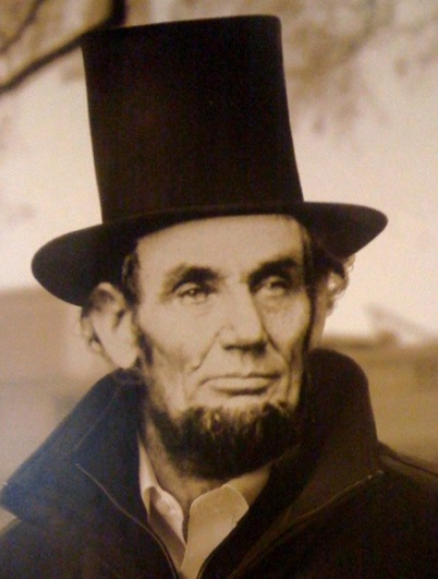 Abraham Lincoln top hat